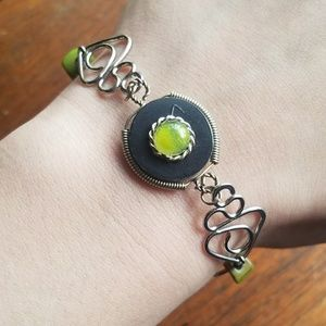 Jewelry - NWOT Stunning Handmade Artsy Bracelet